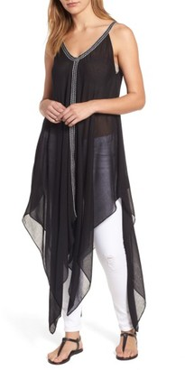 Women's Michael Stars Seychelles Maxi Cover-Up $54 thestylecure.com