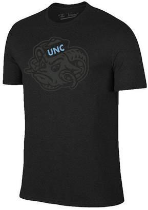 Champion Men North Carolina Tar Heels Black Out Dual Blend T-Shirt
