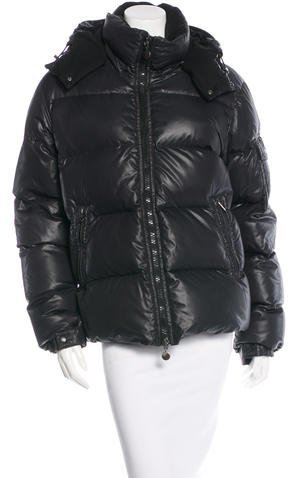 MonclerMoncler Quilted Puffer Jacket