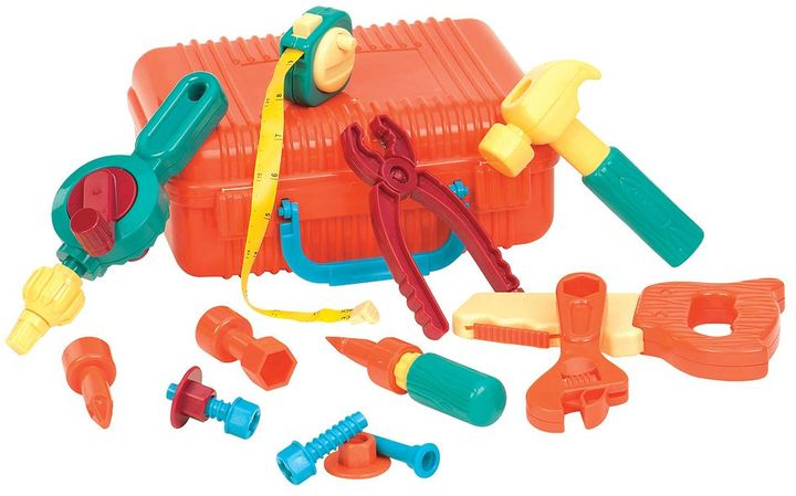 Battat 16-pc. Contractor Tool Kit