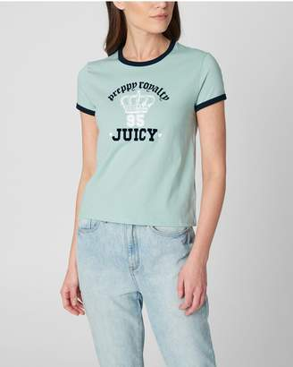Juicy Couture Preppy Royalty Tee