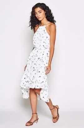 Joie Lamberta Tiered Floral Dress