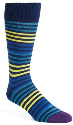 Men's Paul Smith Sanny Stripe Socks $30 thestylecure.com
