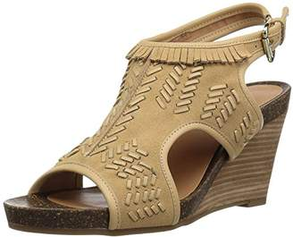 Aerosoles Women's Waterfront Wedge Sandal