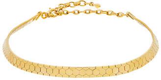 Milani Alberto Polygon Mesh Choker Necklace