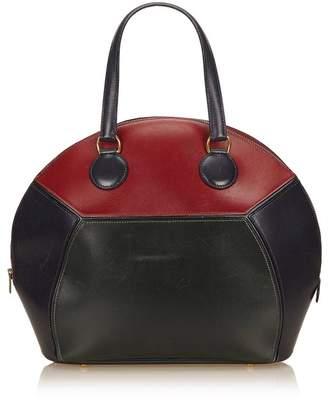Hermes Vintage Ile De Shiki Handbag