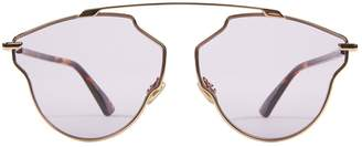 Christian Dior So Real Metallic Metal Sunglasses