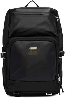 Master-piece Co Master Piece Co Black Spec Backpack