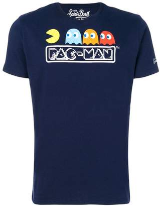 MC2 Saint Barth Pac-Man man-eater printed T-shirt