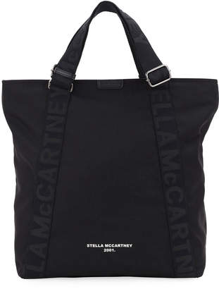 Stella McCartney Medium Eco Nylon Zip Tote Bag