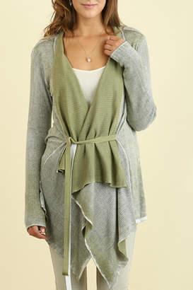 Umgee USA Olive Garment Dyed