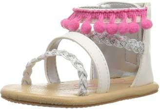 Jessica Simpson Girls' Tassey Gladiator Sandal