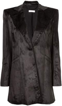 Nina Ricci tailored corduroy blazer