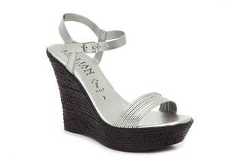 Italian Shoemakers Feria Wedge Sandal - Women's