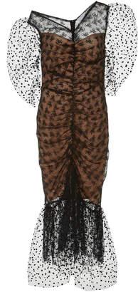 Alice McCall Found You Tulle Midi Dress