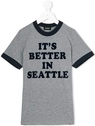 Diesel It's Better in Seattle T-shirt