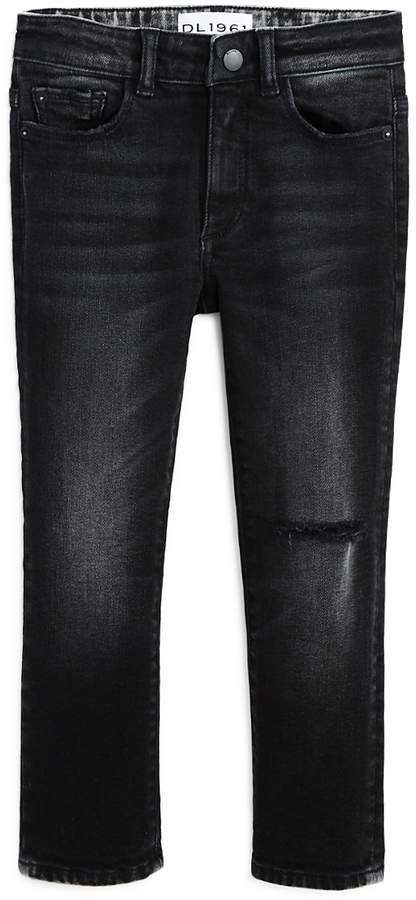 Dl DL1961 Boys' Faded Skinny Jeans - Little Kid