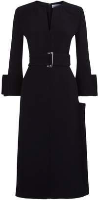 Victoria Beckham Belted Shift Dress
