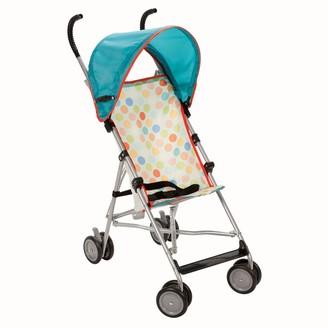 Cosco Polka-Dot Umbrella Stroller with Canopy