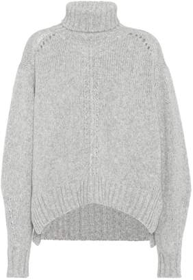 Isabel Marant Dasty wool-blend turtleneck sweater