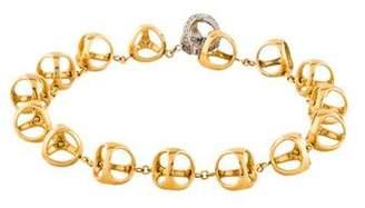 Di Modolo 18K Diamond Triadra Bracelet