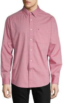 Tommy Hilfiger Capote Cotton Sport Shirt