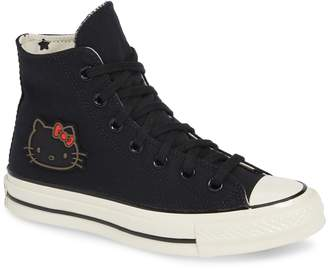 Converse x Hello Kitty(R) Chuck Taylor(R) All Star(R) CT 70 High Top Sneaker