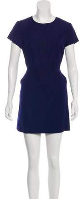 3.1 Phillip Lim Cutout Mini Dress