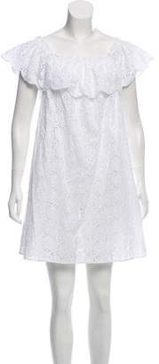 Tory Burch Eyelet Broderie Dress w/ Tags