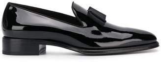 DSQUARED2 bow-detail loafers