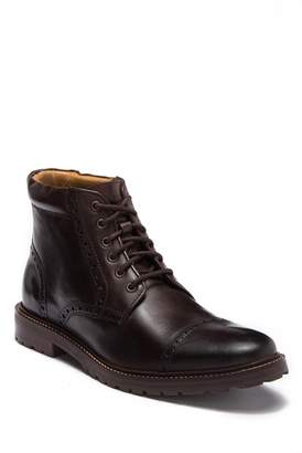 Florsheim Fenway Leather Cap Toe Boot