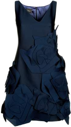 Akris Silk Satin Dress