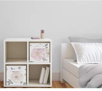 JoJo Designs Sweet Floral Storage Fabric Bin