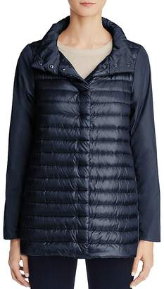 Herno A-Line Taffeta Coat - 100% Exclusive