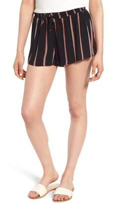 LIRA Juniper Stripe Shorts