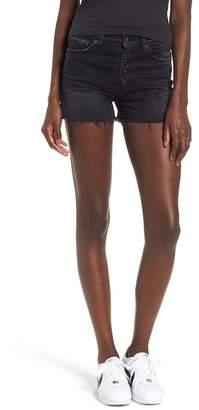 Hudson Jeans Zoeey High Waist Cutoff Shorts (Teenage Riot)