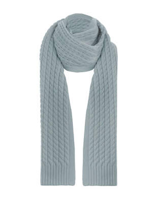 Zimmermann Tempest Cable Knit Scarf