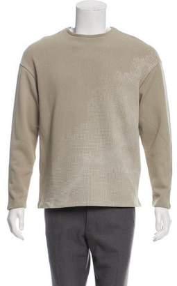 Garciavelez Crew Neck Lightweight Sweater w/ Tags