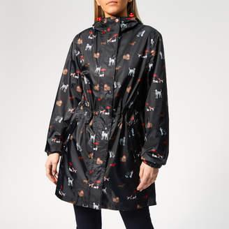 Joules Women's Golightly Waterproof Packaway Jacket