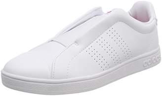 adidas Women''s Advantage Adapt Tennis Shoes, White Ftwwht/Reapnk