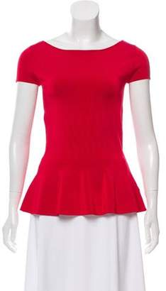 Ralph Lauren Short Sleeve Knit Top