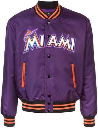 Marcelo Burlon County of Milan Miami hooded jacket