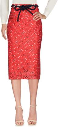 Michel Klein 3/4 length skirts
