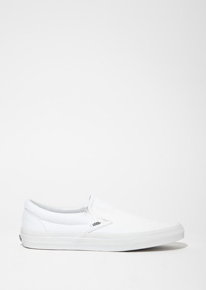 Vans Classic Slip-On Sneakers $50 thestylecure.com
