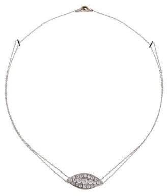 Moritz Glik Diamond Pendant Necklace