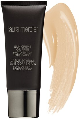 Laura Mercier Silk Creme Oil Free Photo Edition Foundation