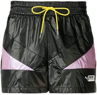 Puma short track shorts