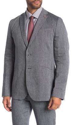 Ted Baker Hines Woven Tall Fit Suit Jacket