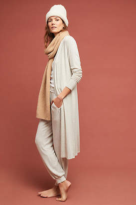 Beyond Yoga Brushed Fleece Longline Cardigan