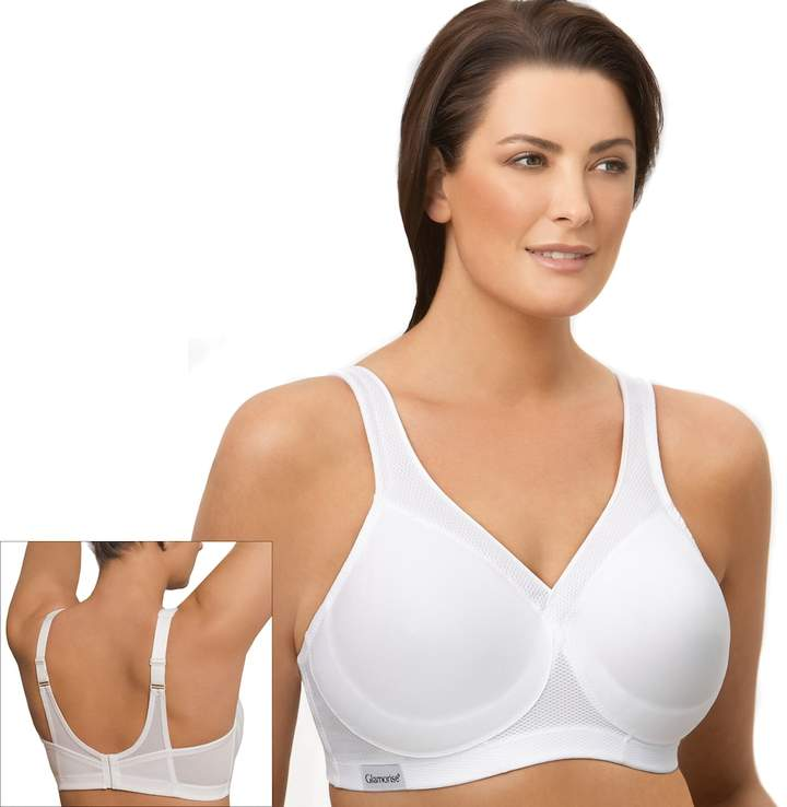 Glamorise Bra: Ultimate Full-Figure Bra 1006 - Women's